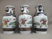 Chinese vases. Artpore