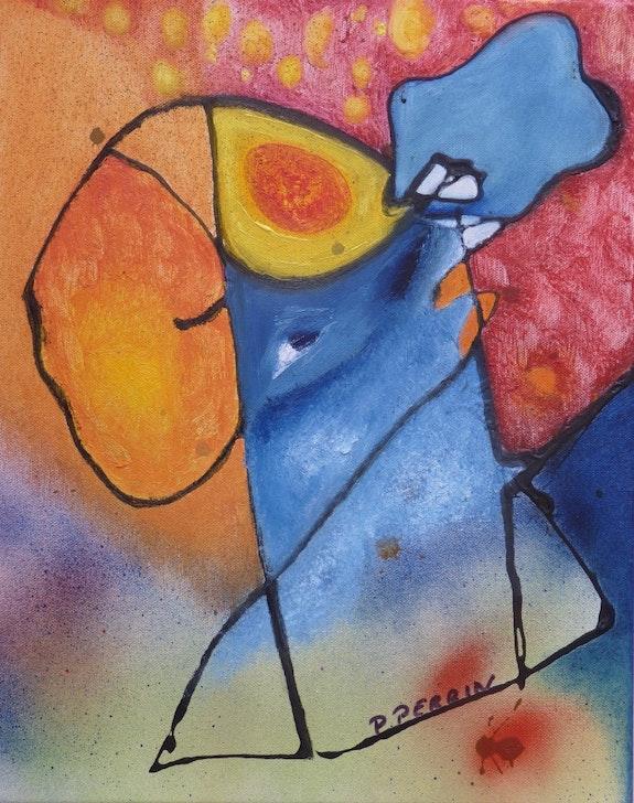 «Puzzle». Pierre Perrin-2016 Piero