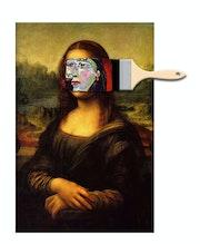 Joconde Picasso.