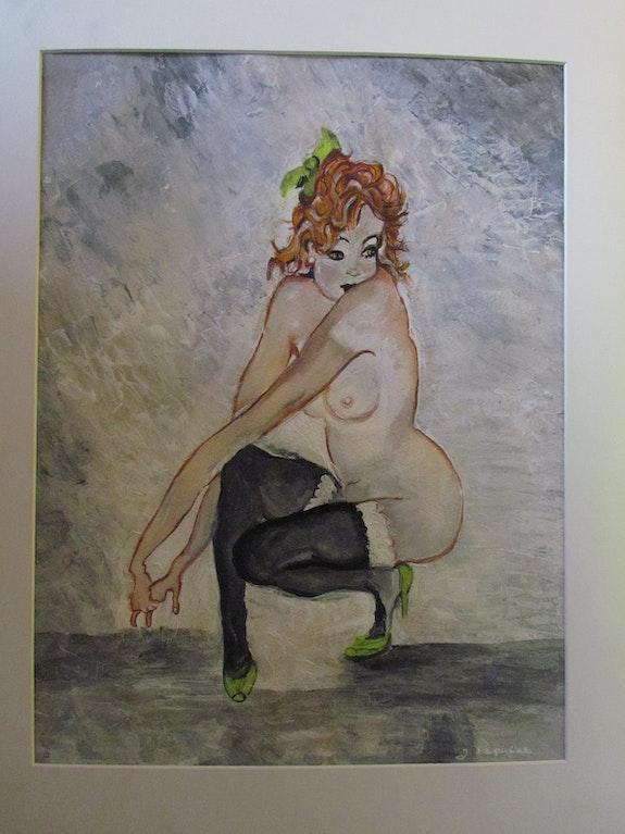 Les Souliers vert. Jocelyne Paquier Jocelyne Paquier