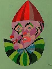 Le Clown aux 3 visages.