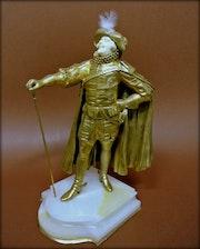 Cyrano de Bergerac.