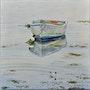 La barque. Daniel Paillat