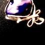Bague «La Valse» - bijoux d'auteur- Rodica Zeana. Rody Zeana