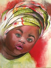 «Petite Fille au Turban».