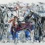La montagne aux chevaux. Jacques Donneaud