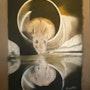 Ratatouille et son reflet…. Michel. Gouyet
