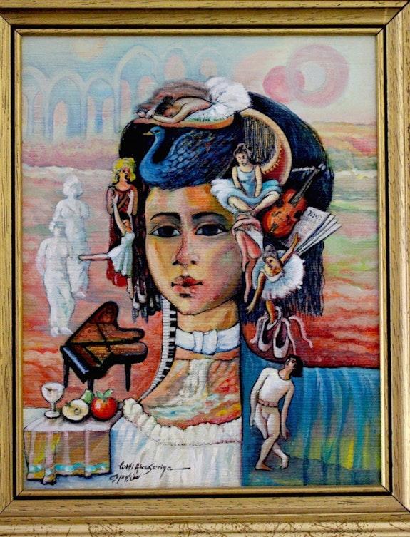 Le Balet. Lotfi Abou Sariya Lotfisar