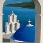 Santorini 2. Carine Gionco - Swamberghe