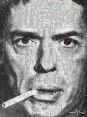 Jacques Brel Smoker.