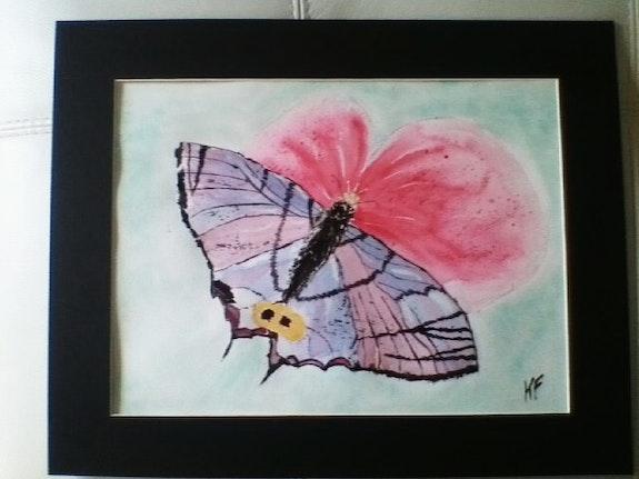 Froissement d ailes. Karine Foucaud Karine Foucaud