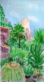Roquebrun jardin méditerranéen n°324 06/2016.