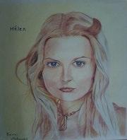 Portrait. Berri-Mohamed
