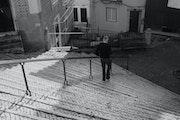 Alone in Lisbon. Jean-Michel Enee
