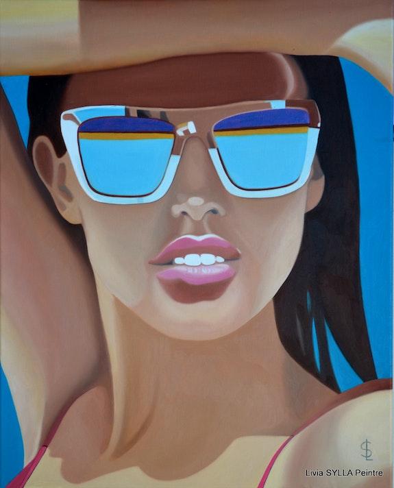 Ibiza Beach. Livia Sylla Année