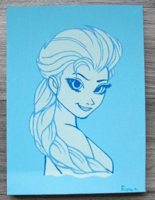 La reine des neiges. Fk Fk