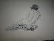 Étude de nu. Eddy Smittarello