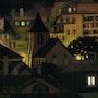 St-Blaise de nuit.