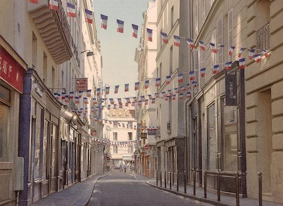 «180 Drapeaux pour la liberté d'expression».. Thierry Duval Thierry Duval