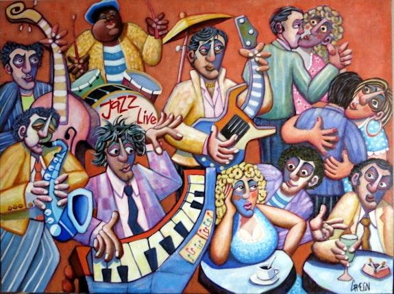 Jazz live. Michel Gamelin Michel Gamelin