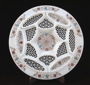 Marble inlay. Touseef Khan