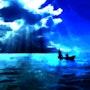 Bleu de méthylène. Marie Carteron