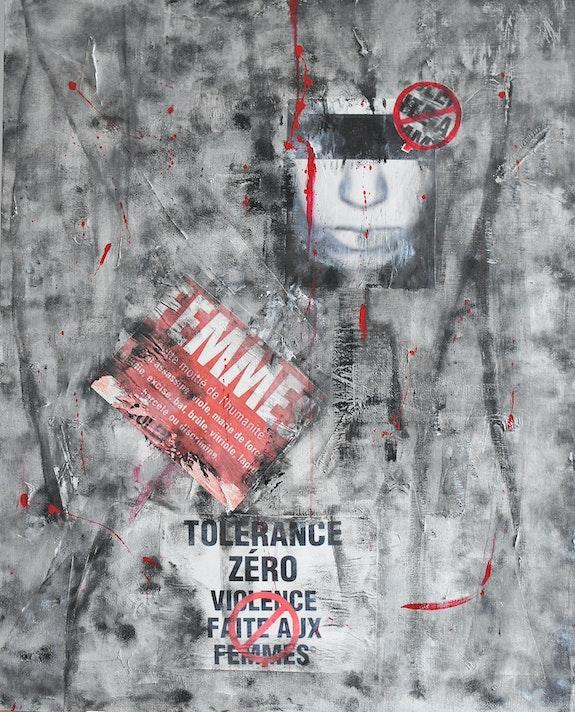 Série Violences faites aux Femmes : Stop. Marygor Marygor