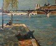 Pont de paris.