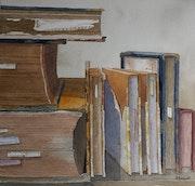 Vieux livres.