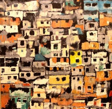Favela. Hervé Carriou