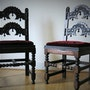 16Th & 17th Century Period Oak Country English Furniture, Medieval Carving. David Charles Dodge Antiques