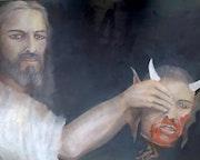 La muerte del diablo. Alberto Thirion Garcia