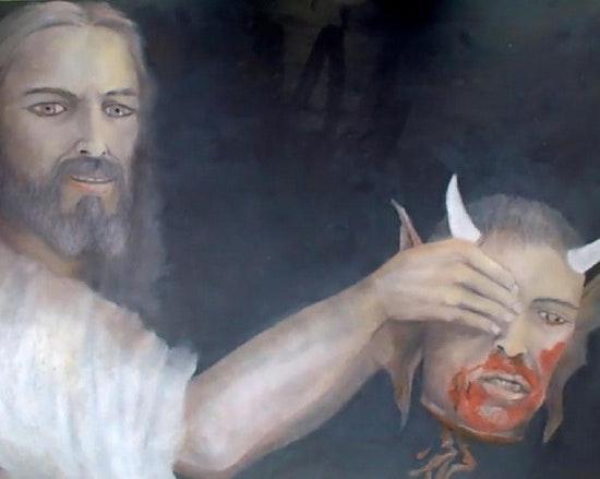 La muerte del diablo. Alberto Thirion Alberto Thirion Garcia