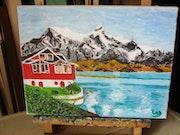 Patagonie.