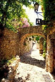 Provence - seguret.