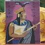 Atahuallpa, dernier empereur Inca. Nathalie Hochard-Gaudry