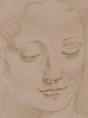 Portrait feminin. Valerie Mure