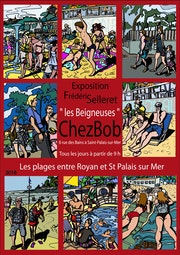 Exposition à St Palais-sur-Mer. Selleret Frédéric