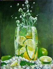 «Lemon splash».