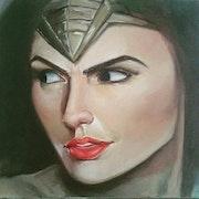 Wonder Woman. Yeferson Ardila Vargas