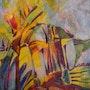 Paysage. Nadya Haffaf Hamrene