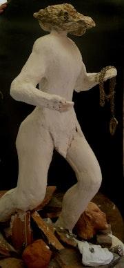 L'homme à tête d'huître, le destin de Coriando. Paul Nebac
