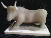Toro d'Espagne.