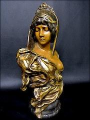 Cleopatre. Marc Menzoyan Antiquités