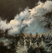 La forêt imaginaire.
