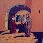 Médina 1 à Marrakech. Elalaoui