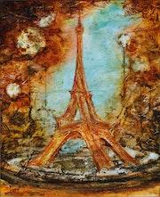 La belle parisienne.