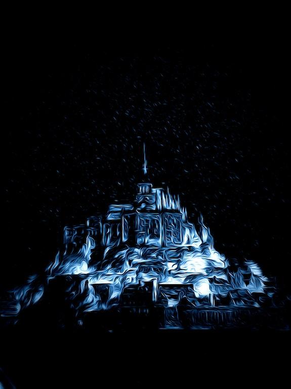 Castle. Ncls Mark Gibbs