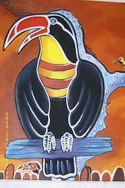 Le toucan..