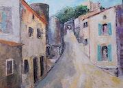 Village auvergnat. Patrice Argenti